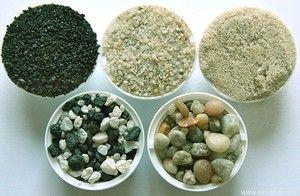 Видови на почва за авокариум