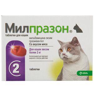 Милпразон таблети - упатства за употреба