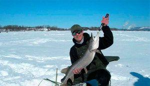 Карактеристики на зимскиот и есенскиот риболов во Башкортостан